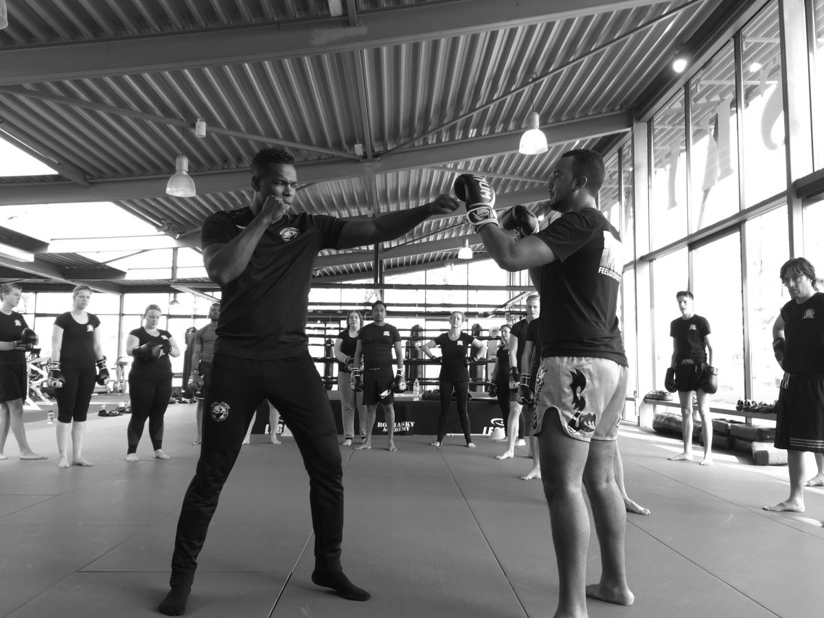 FEEL GOOD BONJASKY ACADEMY GROOT SUCCES!